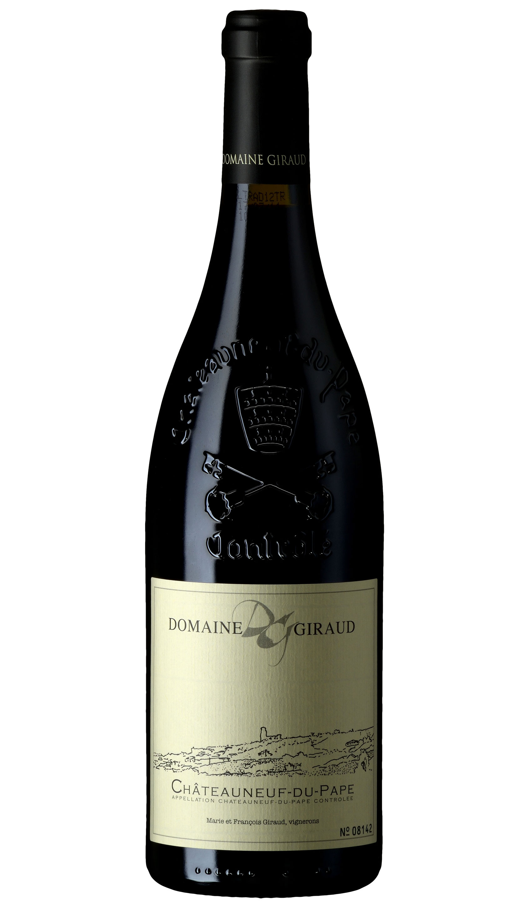 "Châteauneuf du Pape ""Tradition"", bio,