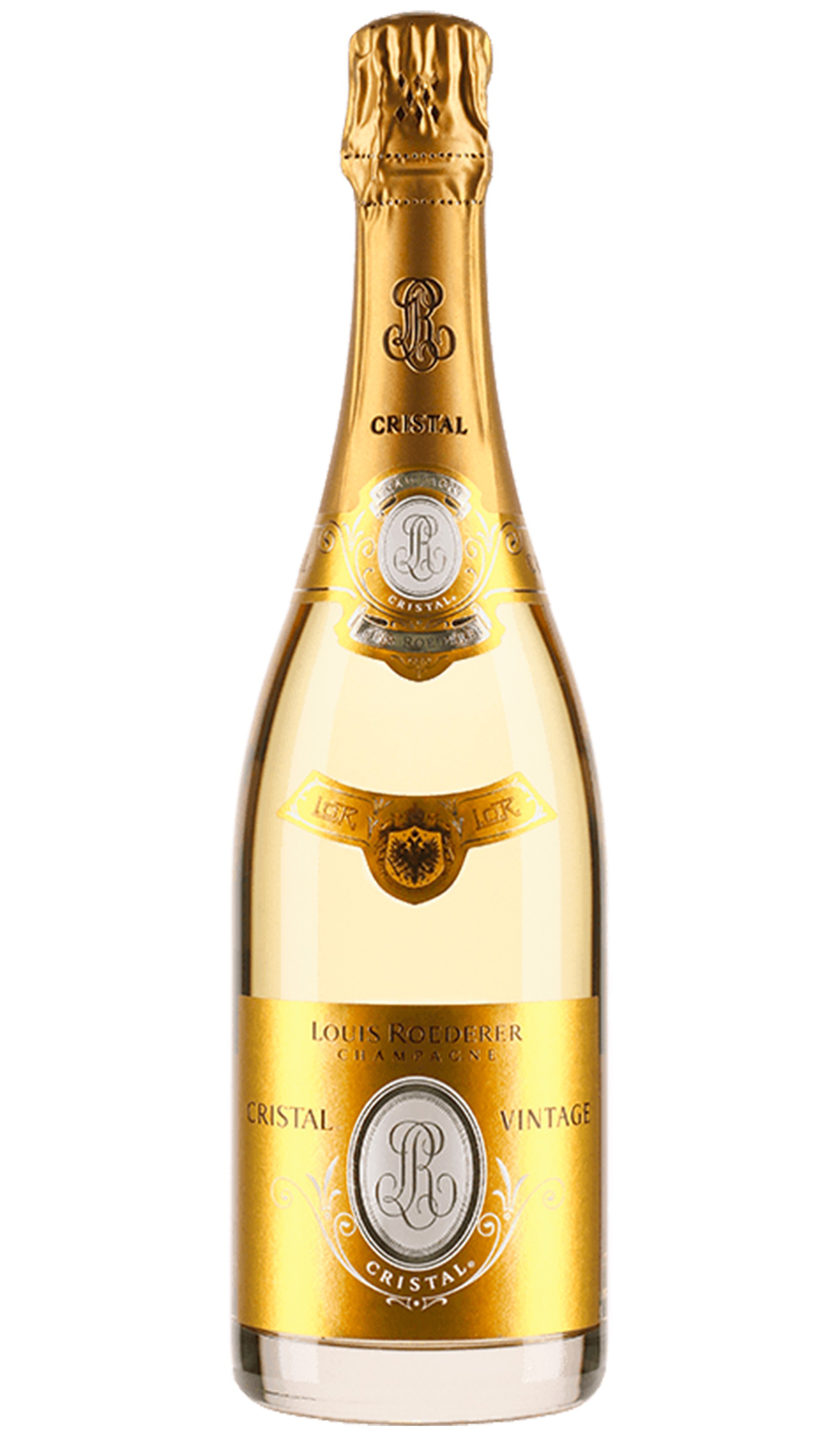 Champagne Cristal, 2008