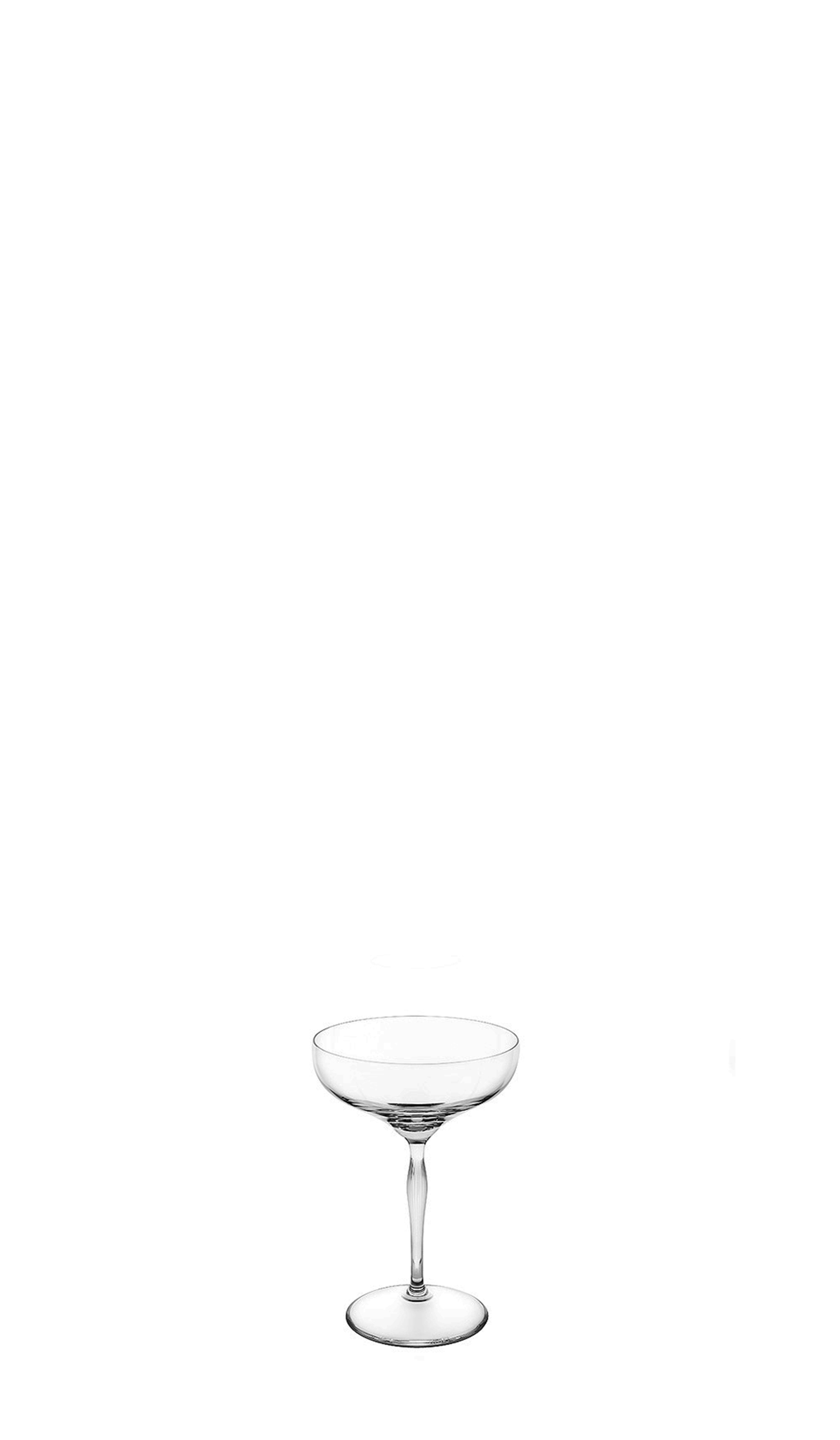 Champagnerschale, 1 Glas, 100 Points
