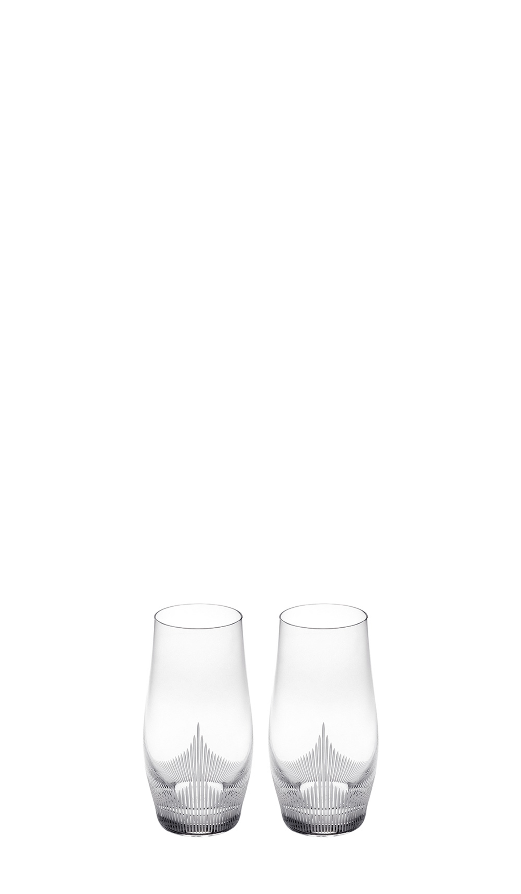 Longdrinkglas, 2er Set, 100 Points