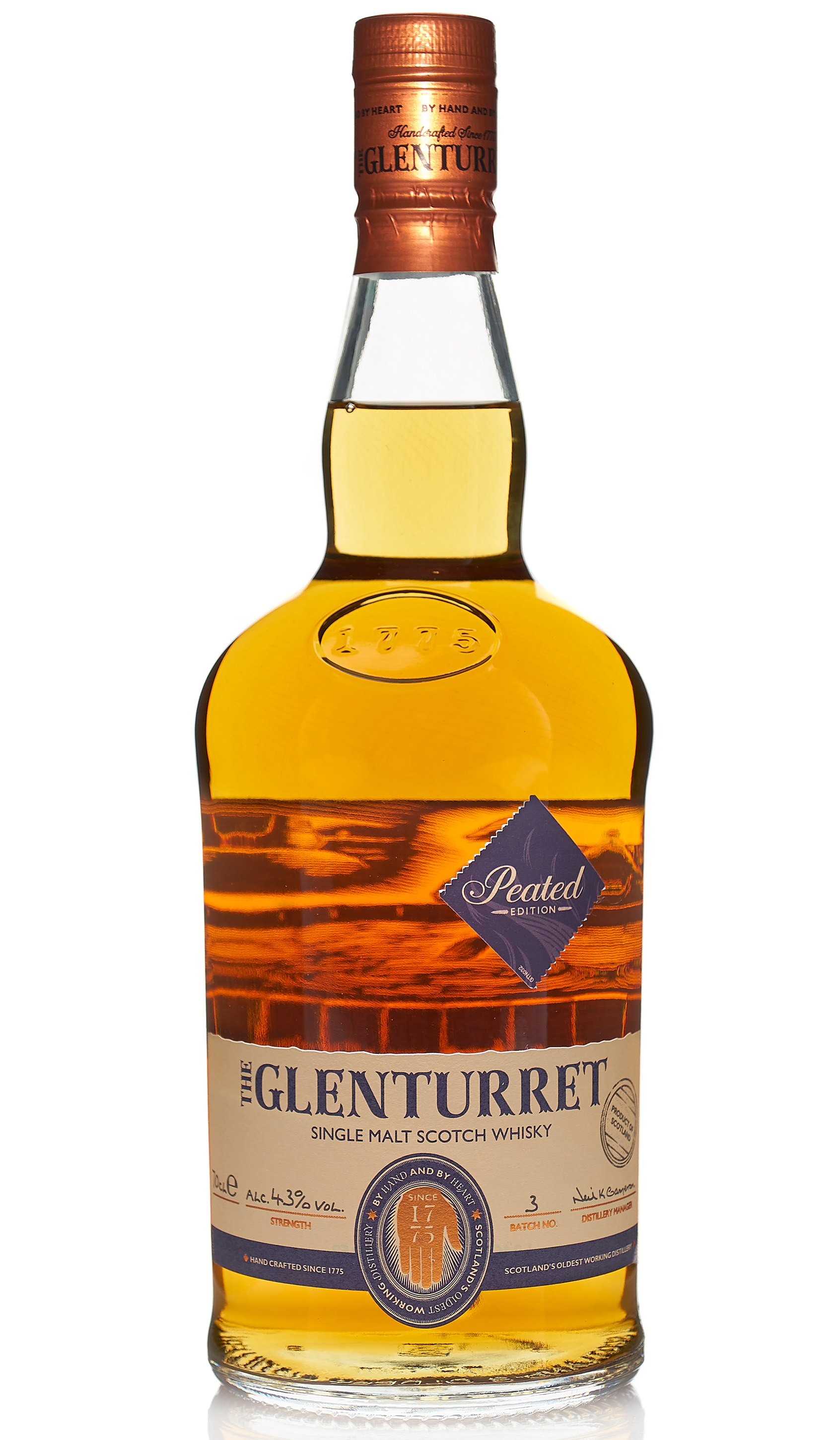 Peated,
