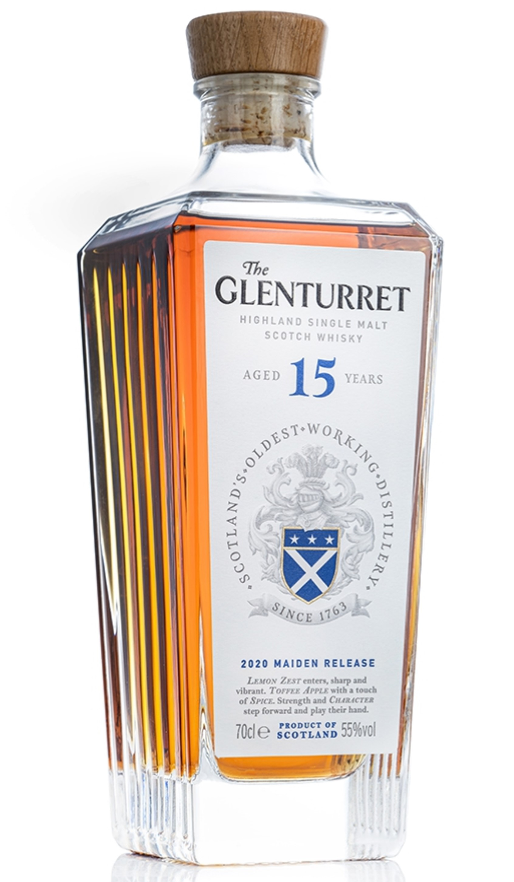 15 years old Cask Strength,