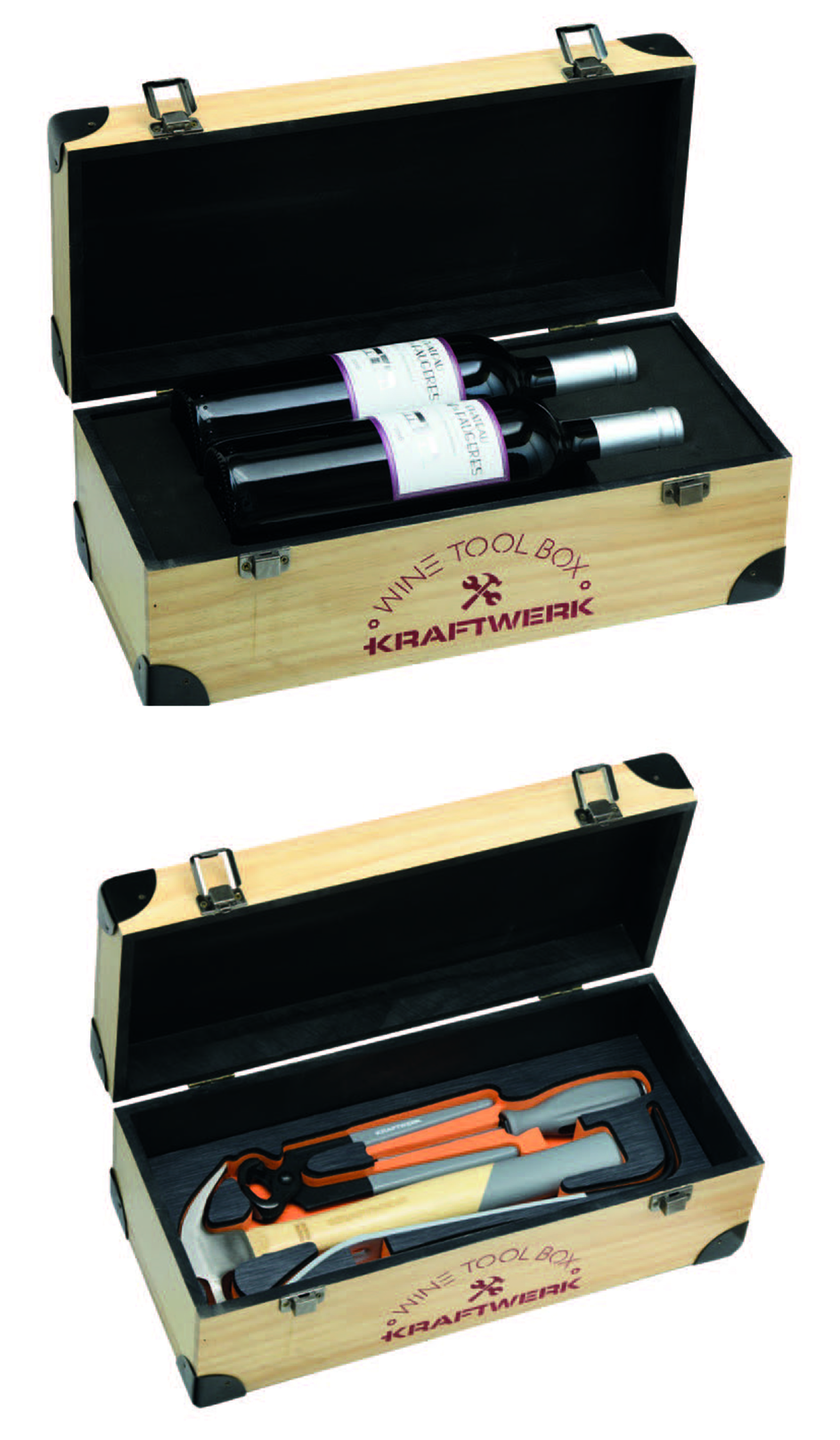 The Wine Tool Box