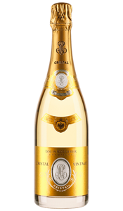 Champagne Cristal,