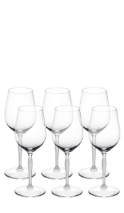 Universalglas, 6er Set, 100 Points