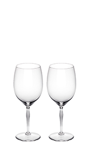 Bordeauxglas, 1er Set, 100 Points