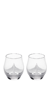 Tumblerglas, 2er Set, 100 Points
