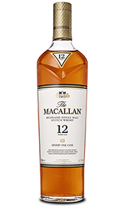 12 Years Old Sherry Oak,